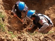 Yên Bai: neutralisation d'une bombe de plus de 300 kg