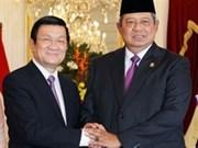 Le président du Vietnam part pour l'Indonésie
