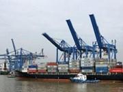 Bond des exportations nationales au premier semestre