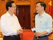 Gros efforts pour bien accomplir le plan de développement socioéconomique 2013