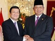 Déclaration commune Vietnam-Indonésie