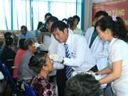 Vietravel: 500 interventions ophtalmologiques dans la province de Khanh Hoà