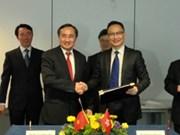 La douane vietnamienne tisse ses liens internationaux