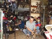 À Hanoi, un collectionneur dans l'ère du temps
