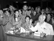 Un livre sur la première visite du Président Ho Chi Minh en Union soviétique