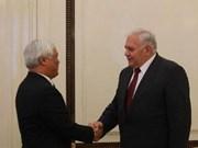 Vietnam et Azerbaïdjan promeuvent leur coopération parlementaire