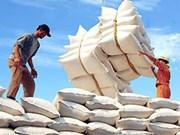 Riz : trois millions de tonnes exportées au premier semestre