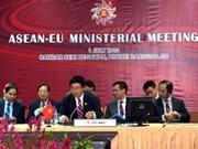 Activités du ministre des AE Pham Binh Minh en marge de l'AMM-46