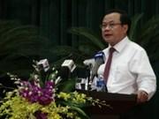 Ouverture de la 7e session du Conseil populaire de Hanoi