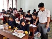Éducation : 50 milliards de dongs aux ethnies minoritaires