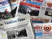 La presse laotienne salue l'achèvement du bornage de la frontière VN-Laos