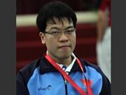 Échecs : Lê Quang Liêm est 4e mondial en blitz
