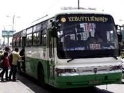 Bus : aide de la KOICA pour Ho Chi Minh-Ville