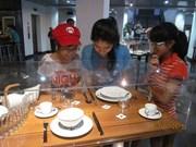 Les arts de la table entrent en scène à l'Espace à Hanoi