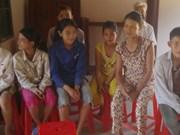 Gloire du Vietnam honore 15 individus, 11 collectivités