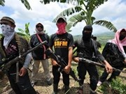 Philippines : cinq soldats tués lors de conflits avec des rebelles