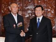 Le Vietnam n'oubliera jamais l'aide des vétérans kazakhs