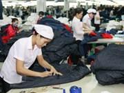 Textile: augmentation du chiffre d'affaires à l'export ce premier semestre
