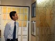 Exposition de cartes et de documents sur Hoang Sa et Truong Sa