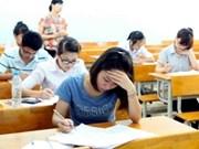 Entrée à l'université : 78% des inscrits à la 2e session du concours