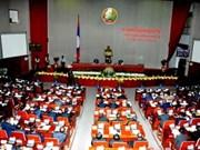 Laos: ouverture de la 5e session de l'AN (VIIe législature)