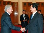 Le Vietnam salue les investisseurs américains