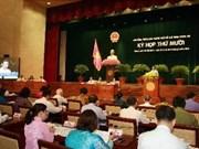 Début de la 10e session du Conseil populaire de HCM-Ville