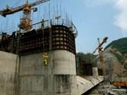 Des crédits au projet de centrale de Lai Chau