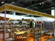 Le Vietnam à un salon des cadeaux à Singapour
