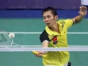 Badminton: Tiên Minh entre dans le 3e tour de l'US Grand Prix Gold 2013