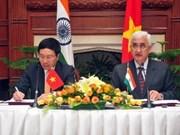 Le Comité mixte Vietnam-Inde se réunit à New Delhi
