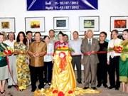 Les Associations des beaux-arts Vietnam-Laos renforcent leur coopération