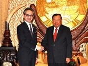 Laos-Indonésie : renforcement de la coopération bilatérale