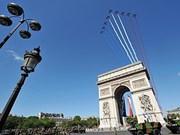 Le Vietnam félicite la France pour sa 224e Fête nationale