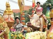 Thaïlande : objectif record pour 2014 du tourisme