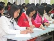 Aide japonaise pour le développement des ressources humaines au Vietnam