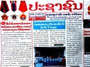 Le Laos apprécie l'assistance précieuse du Vietnam