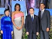 Truong Tân Sang va se rendre aux Etats-Unis