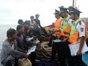 Filet de solidarité pour les pêcheurs de Hoang Sa et de Truong Sa