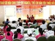 Forum sur les droits des enfants à Thanh Hoa