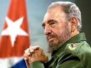 Présentation des Mémoires de Fidel Castro à HCM-Ville