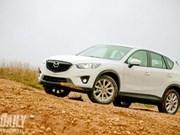 Vina Mazda expédie des voitures au Laos