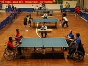 L'Association paralympique tient son 4e congrès à Hanoi