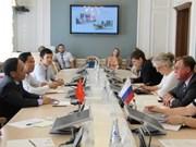 Vietnam et Russie renforcent la coopération décentralisée