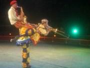 Un clown vietnamien primé au concours international de Cuba