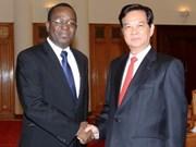 Promotion des relations de coopération multidisciplinaire Vietnam-Haïti