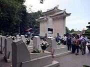 Dong Loc : hommage posthume aux morts pour la Patrie