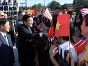 Porter à une nouvelle hauteur les liens vietnamo-américains