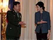 Thaïlande-Chine: intensification de la coopération dans la défense