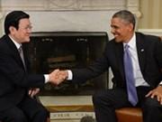 Vietnam et États-Unis établissent leur partenariat intégral